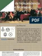 Proceso de Independencia de Nicaragua