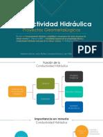 Conductividad Hidráulica en Mineria