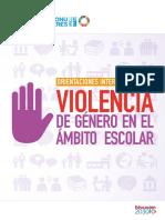 Violencia UNICEF