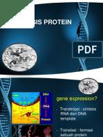 Biomedik Anfis 2 Sintesis Protein