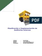 Microsoft Word - PR SGO 002 Auditorias Internas