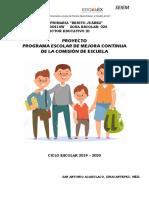 Proyecto de Comisión