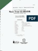 Gladiator Full Orquestra