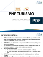 Pnf Turismo