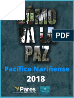 Cómo Va La Paz Pacífico Nariñense