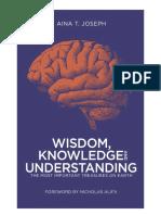 WisdomKnowledgeUnderstanding