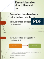 Instrumentos Para La Gestión Ambiental
