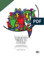 Libro Proyectos Culturales. Capítulo III