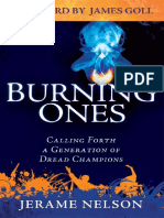 The Burning Ones_ Calling Forth - Jerame Nelson