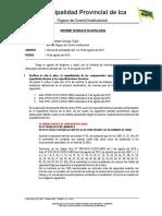 Informe tecnico °6-2019 - hito 2