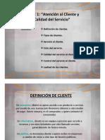 Atencion Al Cliente Clase 1 1