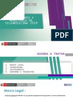 Seguimiento y Monitoreo DITEL Junio 2019