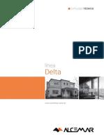 Alcemar  línea delta