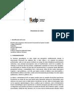 PSI4426-01 Optativo Psicosocial en Sujetos - Mauricio Sepúlveda
