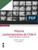 Historia Contemporanea de Chile II