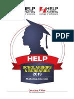 2019 Brochure Scholarship HELP 1