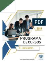 Programa Capacitación DQS Academy Segundo Semestre