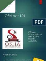 Osh Act