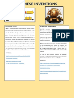 ROMANS AND CHINESE INVENTIONS.docx