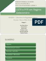 CSTR e PFR _ rev2