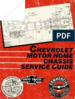 P30 HD Cutaway Motorhome Manual