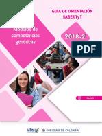Guia de orientacion modulos de competencias genericas saber tyt 2018-2.pdf