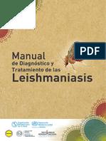 Manual Leishmaniasis