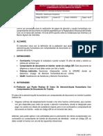 INSTRUCTIVO COBRO DE ATENCION – AYUDA HUMANITARIA CON COMPROBANTE DE DOCUMENTO EN TRAMITE