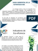 Indicadores de Ecoeficiencia RSE