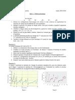 Série N°01 chimie minérale.