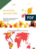 El modelo AIE de UCA.pdf