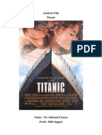 Analysis Film titanic