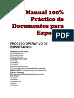Manual de Documentos Para La Exportacion