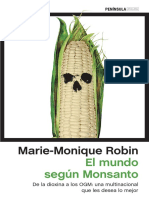 34075 El Mundo Segun Monsanto