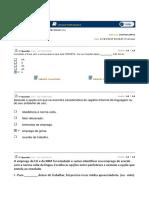 Av1 Av Cel0465 - Língua Portuguesa