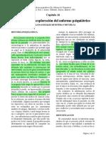 Anamnesis y Exploración Psiquiatrica