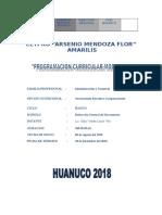 Modulo Redaccion General de Doc. Adm. 2018 - Amf-ok Ok