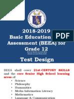 Beea Grade 12 Updated