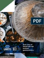 Guia de Turismo Gastronomico