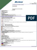 MSDS-Isocianato de Metilo (2)