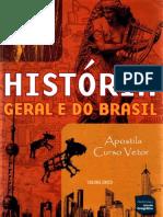 Apostila Pré-Vestibular - História Geral e Do Brasil - Curso Vetor
