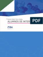 Guia para estudiantes internacionales ITBA