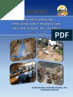 6184 Plan de Prevencion y Reduccion Del Riesgo de Desastres de La Region Ancash