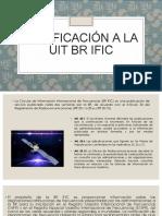 Notificación a La Uit Br Ific