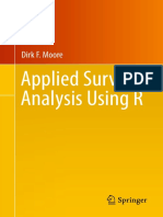 Dirk F. Moore Applied Survival Analysis