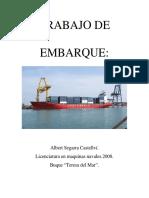 Trabajo de Embarque.2008.