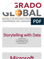 Storytelling with Data - Semana 4