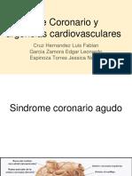 Sindrome Coronario y Urgencias Cardivasculares