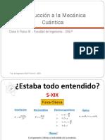 Clase6_Introduccion a La Mecanica Cuantica
