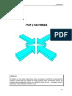 Plan y estrategia